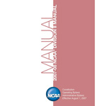 2007-08 NCAA Division II Manual