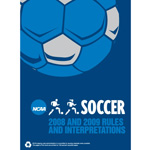 2008-2009 NCAA Men's and Women's Soccer Rules Book (Two Year Publication)