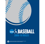 2009-2010 Baseball Rule Book
