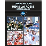 2010 Men's Lacrosse Records Book (due March 2010)