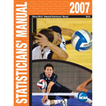 Volleyball Statisticians' Manual