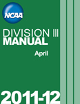 Division III Manual – Published January 2012 – PDF and EPub versions