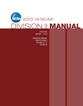 2013-2014 NCAA Division II Manual