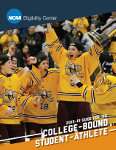 2014-2015 NCAA Guide for the College Bound Student Athlete (Sold as a Package of 25)