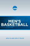 2015-2016 and 2016-2017 NCAA Men's Basketball Rules and Interpretations