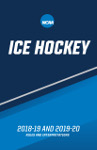 2018-19 and 2019-20 NCAA Ice Hockey Rules & Interpretations