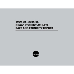 2005-06 Student-Athlete Race and Ethnicity Report
