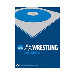 2009 NCAA Wrestling Rules and Interpretation