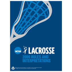 2009 Women's Lacrosse Rules