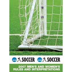 2007 Men's and Women's Soccer Rules