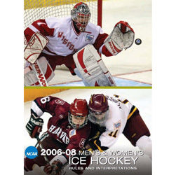 2006-08 Men's and Women's Ice Hockey Rules