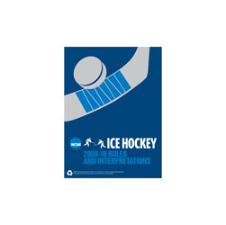 2008-10 NCAA Men's and Women's Ice Hockey Rules (Two Year Publication)