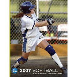 2007 Women's Softball Rules