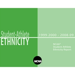 Student-Athlete Ethnicity - 2008-09 NCAA Student-Athlete Ethnicity Report
