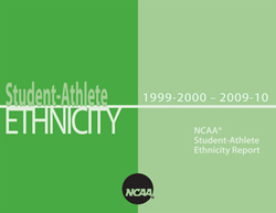 Student-Athlete Ethnicity - 2009-10 NCAA Student Athlete Ethnicity Report