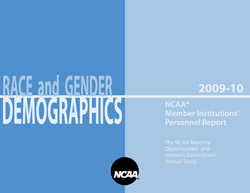2009-2010 Race and Gender Demographics - Member Institutions Report