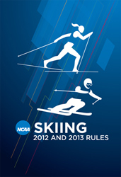 2011-2013 NCAA Men's and Women's Skiing Rules (September 2011)