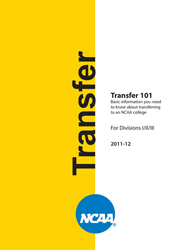 NCAA Transfer Guide - 2011-12