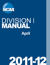 Division I Manual – Published January 2012 – PDF and EPub versions