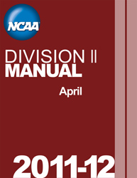 Division II Manual – Published January 2012 – PDF and EPub versions