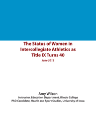NCAA Research Report 92-02 - A Longitudinal Analysis of NCAA Division I Graduation Rates Data