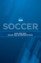 2014 and 2015 Soccer Rules