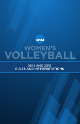 2014 and 2015 Volleyball Rules