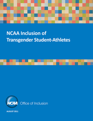 NCAA Inclusion of Transgender Student-Athletes