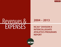 Division II Revenues and Expenses - 2004 – 2013