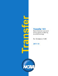 NCAA Transfer Guide - 2014-15