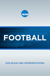 2015 NCAA Football Rules Book