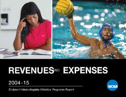 Division I Revenues and Expenses - 2004 – 2015