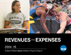 Division II Revenues and Expenses - 2004 – 2015
