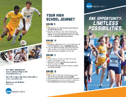 2017-18 NCAA Initial Eligibility Brochure (Road Map To Initial Eligibility)