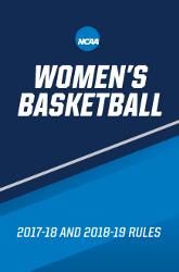 2017-18 and 2018-19 NCAA Women's Basketball Rules and Interpretations