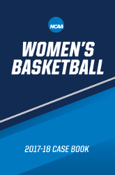 2017-18 NCAA Women's Basketball Case Book