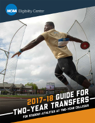 2017-18 Guide For Two-Year Transfers