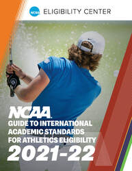 International Standards 2019-20 - Guide to International Academic Standards for Athletics Eligibility