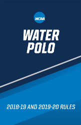 2018-19 and 2019-20 Water Polo Rules & Interpretations