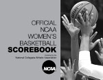 NCAA Women's Basketball Scorebook