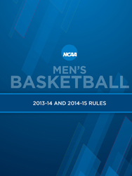2013-14 and 2014-15 Men's Basketball Rules